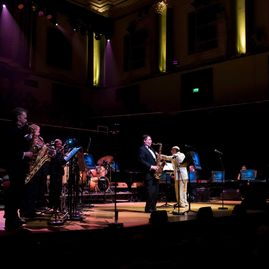 Dave Hardy & The Blue Clavon Orchestra
