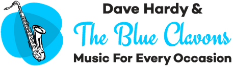 Dave Hardy & The Blue Clavon Orchestra logo